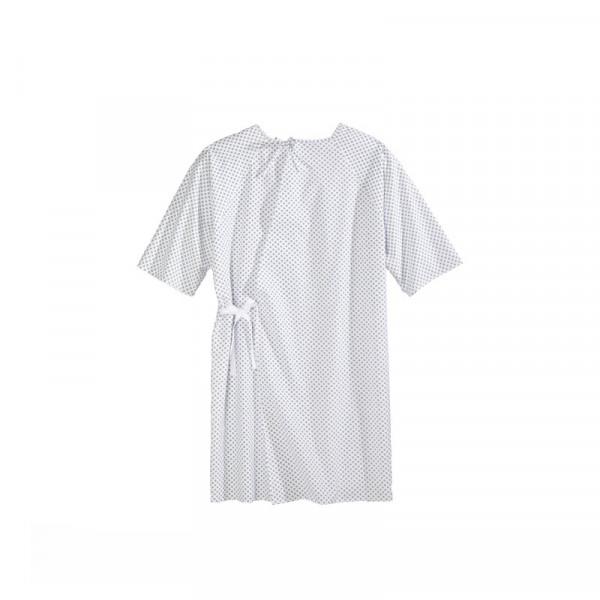 Patientenhemd Wickelform